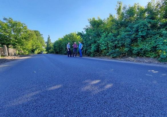 Міжселищні дороги відновлюють на Черкащині (ФОТО)