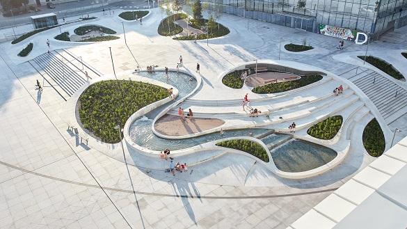Черкащанин показав, як можна осучаснити площі та сквери в місті (ФОТО)