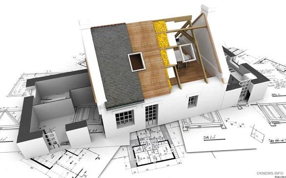 Невідомі у Черкасах самочинно побудували двоповерховий житловий будинок