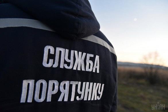 Під час пожежі на Черкащині евакуювали 10 осіб