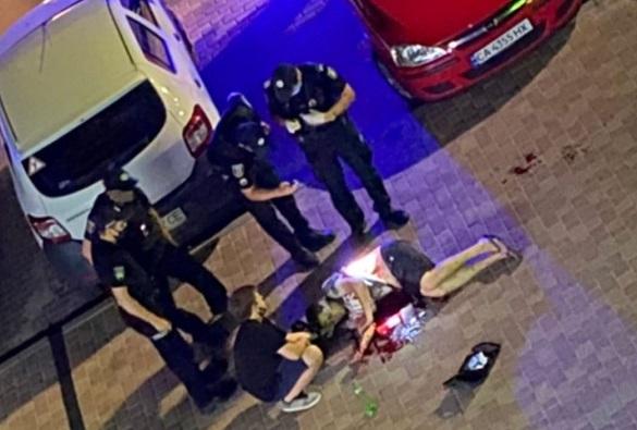 Поліція шукає свідків нічного нападу в Черкасах