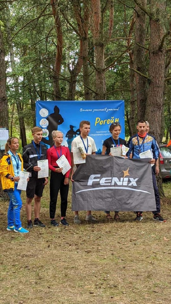 Черкаський спортсмен отримав нагороду чемпіонату України