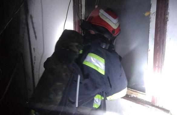 Під час пожежі на Черкащині загинув господар будинку (ФОТО)