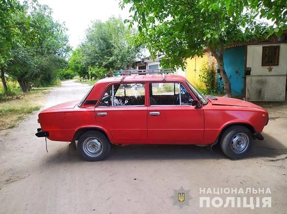 У Черкаській області знайшли чоловіка, який викрав автомобіль односельчанина
