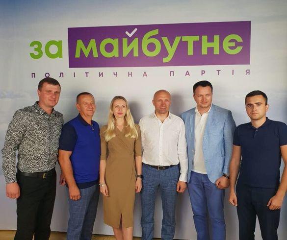 У Черкаській міськраді з'явилася нова міжфракційна група